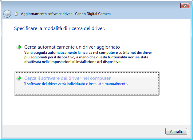 Canon 5D and 350D/Rebel XT driver/library for Windows 7/8
